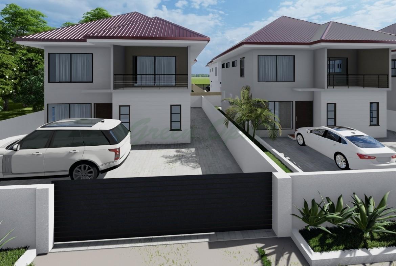 3 Bedroom House In Ghana