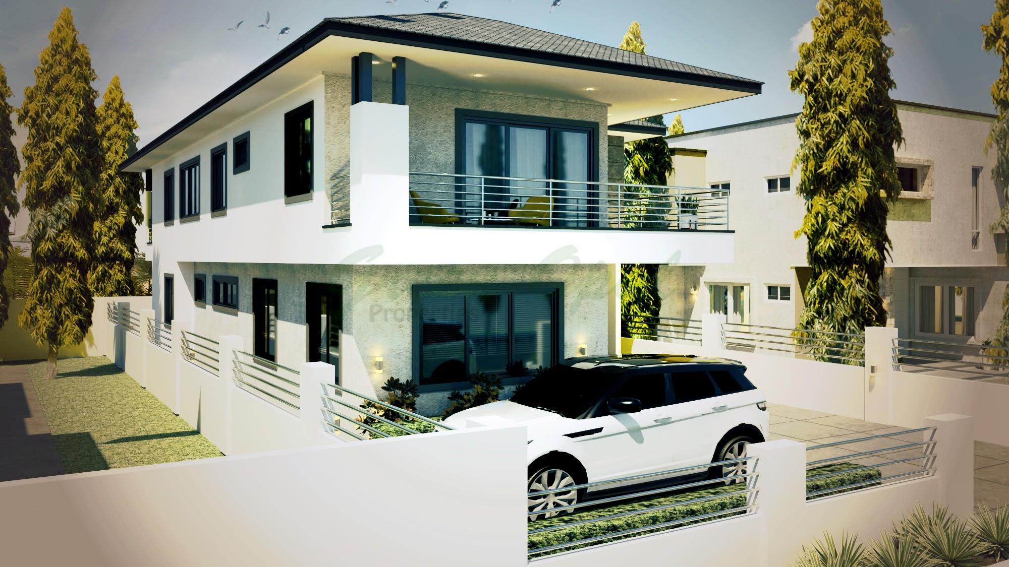 Green Opal Ghana 5 bedroom house