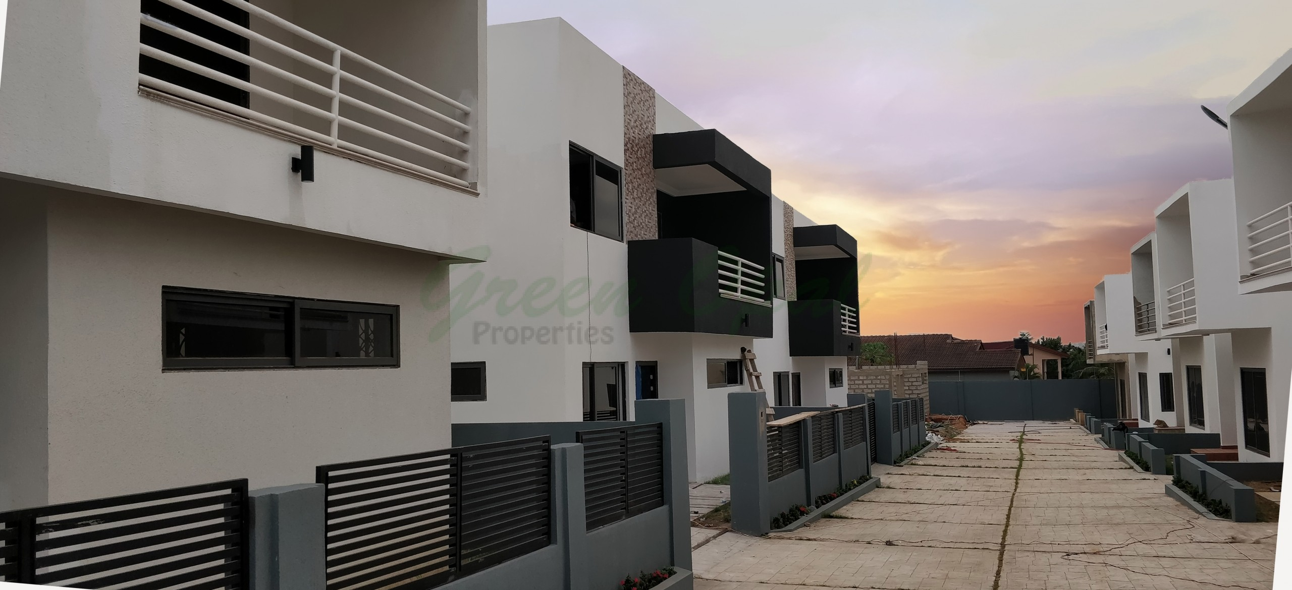 Green Opal Ghana 4 bedroom house